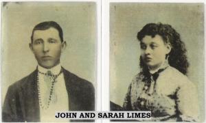 John and Sarah Limes