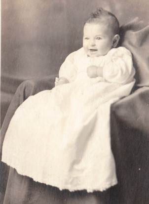 Unknown Baby - possibly from Riordan Family
