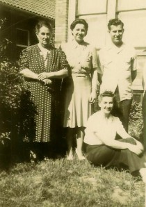 Mother Josephine Helen Joe & Virginia Zagorsky