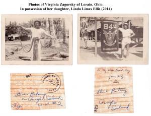 Steve Batory WWII photos
