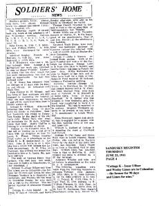 Wesley Limes - Sandusky Register - June 22 1911