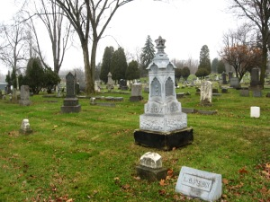 BEDFORD CEMETERY - 12-13-2014 - LONG SHOT VIEW - 2