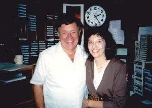 Linda Ellis & Carl Reese - 10-5-1991 - WRMR