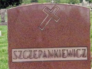 Szczepankiewicz large stone