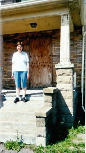 208 Arizona Avenue - Linda Ellis - June 2003