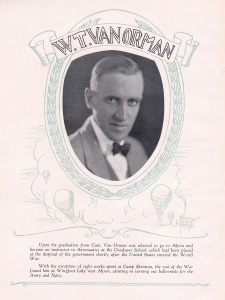 WARD VAN ORMAN LHS CLASS OF 1928 - 3