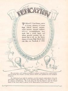 WARD VAN ORMAN LHS CLASS OF 1928 - 4