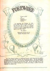 WARD VAN ORMAN LHS CLASS OF 1928 - 5