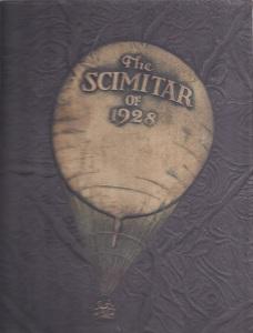 WARD VAN ORMAN LHS CLASS OF 1928 - cover
