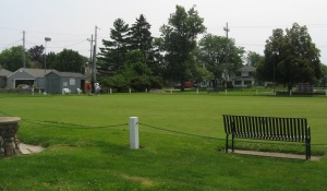 JULY 5 2015 - LAWN BOWLERS AT LAKEVIEW PARK - 2