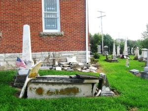 CHURCH & BROKEN STONES - 7-17-2015