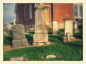 JOSEPH LIMES MONUMENT REAR VIEW - 7-17-2015 - 2-EFFECTS