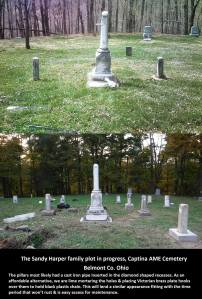 MARK MORTON - SANDY HARPER PLOT - 10-9-2015