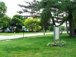 CENTURY PARK LORAIN - 6-1-2016 GAR HIGHWAY SIGN
