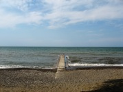 CENTURY PARK LORAIN - 6-1-2016 - LOOKING OUT AT PIER