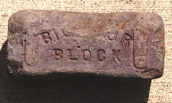 BRICKS - BIG FOUR BRICK