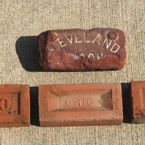 BRICKS - OHIO & CLEVELAND