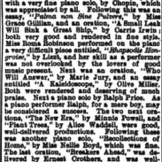 THE NEWS-HERALD HILLSBORO OHIO - JUNE 9 1887 - COMMENCEMENT